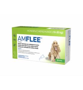 Amflee 134 mg (10 t/m 20 kg) 3 pip