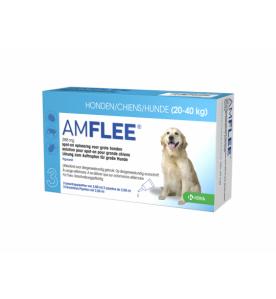 Amflee 268 mg (20 t/m 40 kg) 3 pip