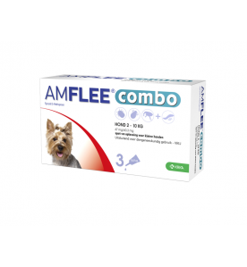 Amflee Combo 67 mg (2 t/m 10 kg) 3 pip