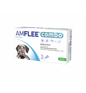 Amflee Combo 268 mg 20 t/m 40 kg  3 pip
