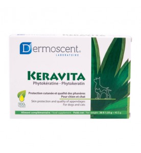 Dermoscent Keravita - 30...