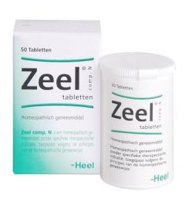 Zeel Comp. N - 250 tabletten