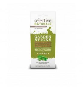 Supreme Selective Garden Sticks met Erwt en Pepermunt - 60 gram
