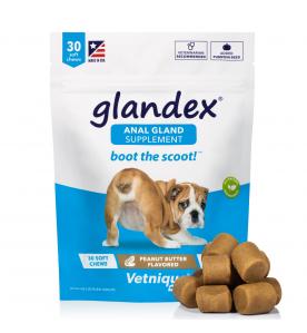 Glandex 30 chews