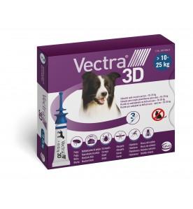 Vectra 3D M 10 t/m 25 kg - 3 pipetten