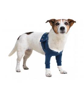 Medical Pet Shirt / MPS-TAZ2 Dubbele Voorpoot-mouwtjes Hond