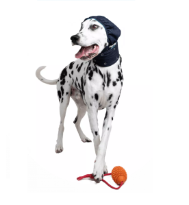 Medical Pet Shirt / MPS-Head Cover Hond