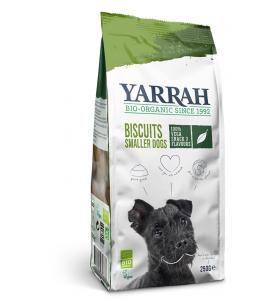 Yarrah Biologische Vega Hondenkoekjes Kleine Hond - 6 x 250 gram