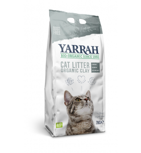 Yarrah Biologische Kattenbakvulling - 7 KG