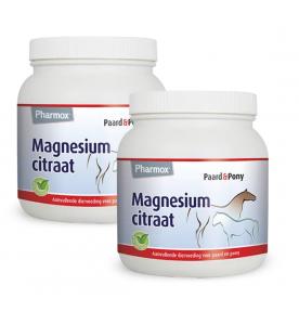 Pharmox Magnesium Citraat Paard & Pony