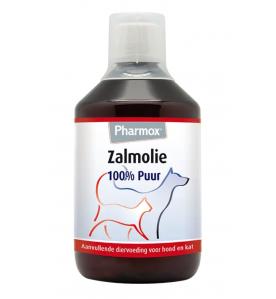 Pharmox Zalmolie 100% Puur - 425 ml
