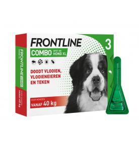 Frontline Combo XL +40 kg 3 pip