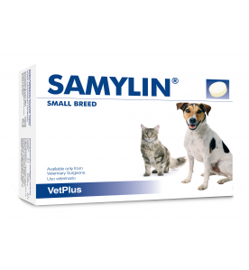 VetPlus Samylin - 30 Tabletten assortiment