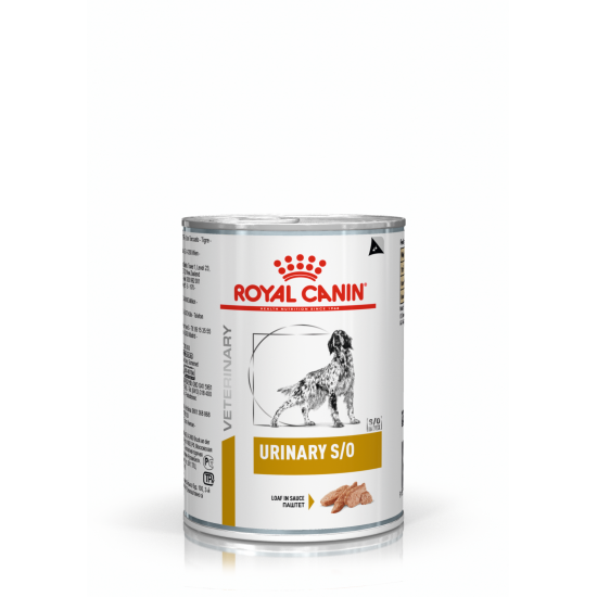 Royal Canin Urinary S/O Blik