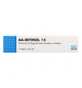 AA Retinol 15 Vitamine A Oogzalf - 10 ml