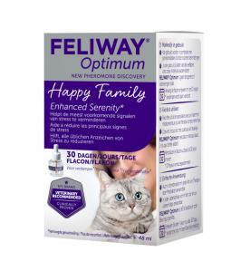 Feliway Optimum Navulling 48 ml