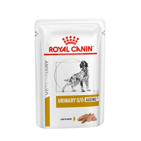 Royal Canin Urinary S/O Ageing 7+ Portie 12 x 85 gram Portie