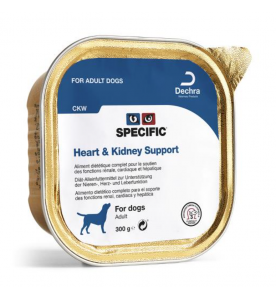 Specific Heart & Kidney Support CKW - 6 x 300 gram