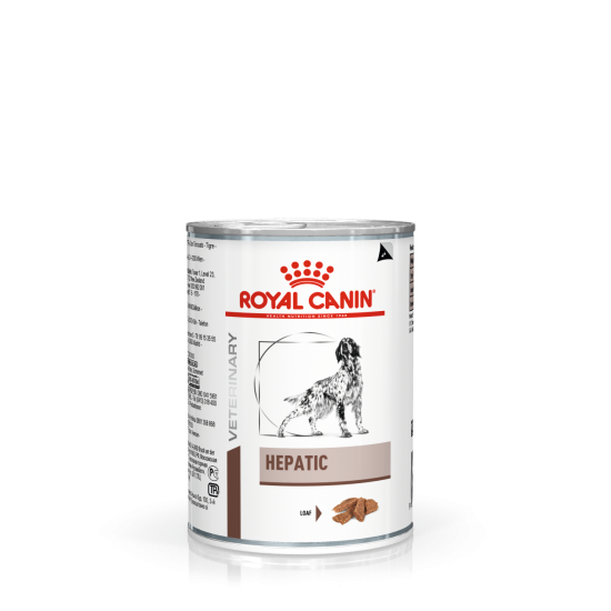 Royal Canin Hepatic Blik -...