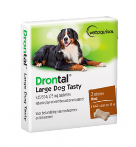 Drontal Large Dog Tasty (35 kg)