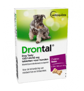Drontal Dog Tasty (10 kg)