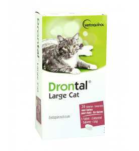Drontal Large Cat (6 kg)