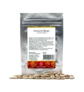 Inconti Stop 250 mg (Kleine huisdieren) - 90 tabletten