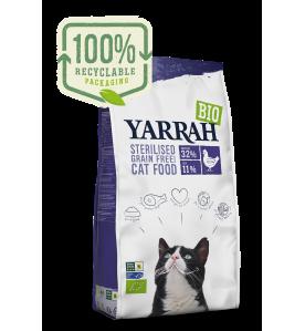 Yarrah Biologisch Grain-Free (Granenvrij) Gesteriliseerde / Gecastreerde Katten