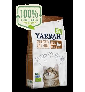 Yarrah Biologisch Grain-Free (Granenvrij) Kattenvoer