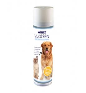 Wirtz Vlooien Omgevingsspray - 400 ml