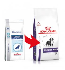 Royal Canin Neutered Junior Large Dogs 25 t/m 45 kg - 12 kg