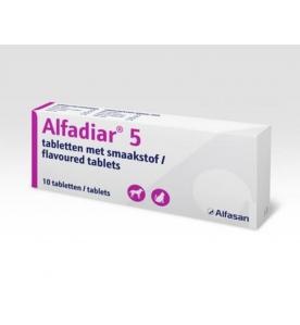 Alfadiar 5 - (5 kg) 10 tabletten