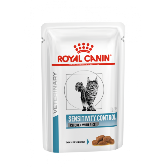 Royal Canin Sensitivity Control Portie 12 x 85 gram