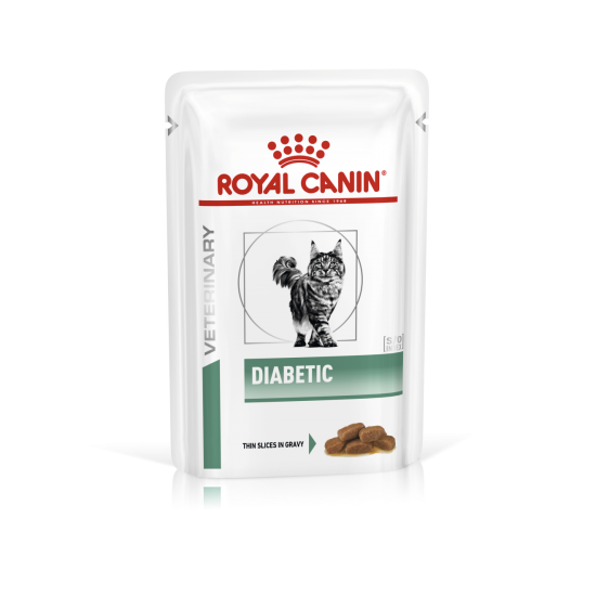 Royal Canin Diabetic Portie 12 x 85 gram