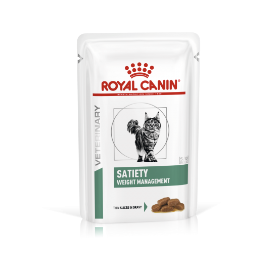 Royal Canin Satiety Weight Management Portie 12 x 85 gram