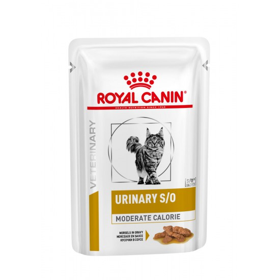 Royal Canin Urinary S/O Moderate Calorie Portie 12 x 85 gram