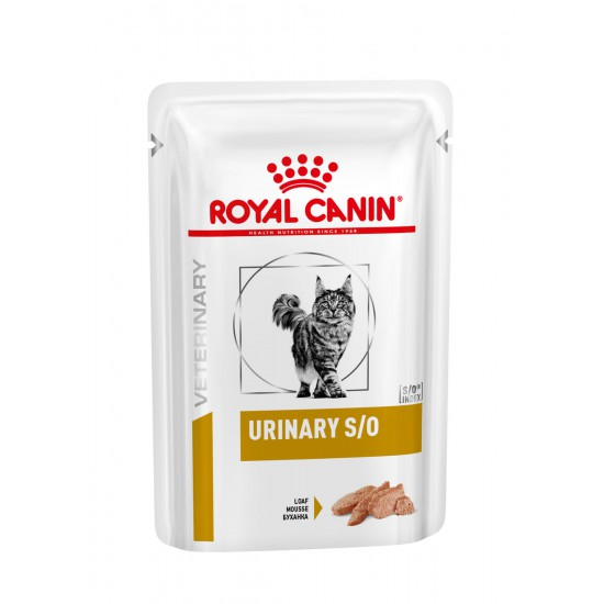 Royal Canin Urinary S/O Portie Loaf 12 x 85 gram