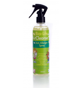 Bio-Life AirCleanse Anti-allergen Spray - 250 ml