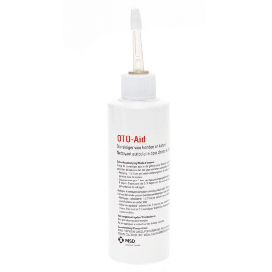 Oto-Aid Oorreiniger - 100 ml