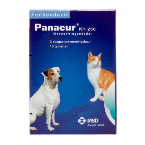 Panacur KH 250 mg - 10...