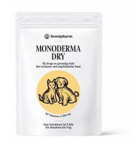 Sensipharm Monoderma Dry 250 mg - 90 tabletten