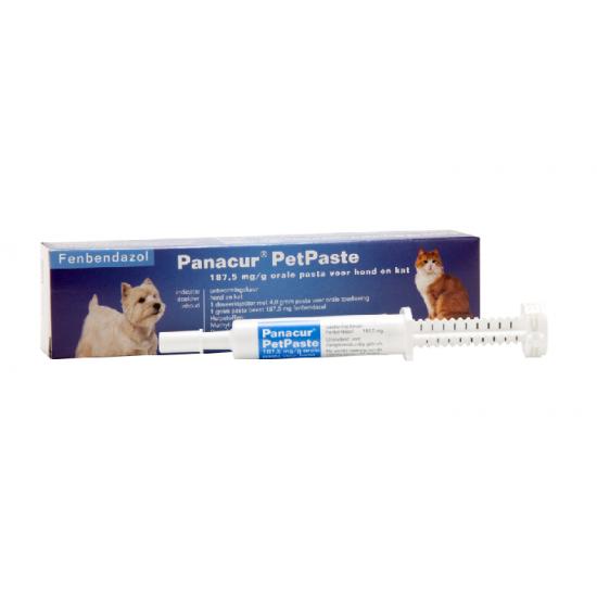 Panacur Pet Paste injector...