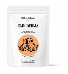 Sensipharm Omniderma 250 mg - 90 tabletten