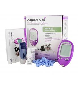 AlphaTRAK 2 Glucosemeter Starterskit