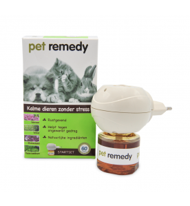 Pet Remedy Verdamper Startset