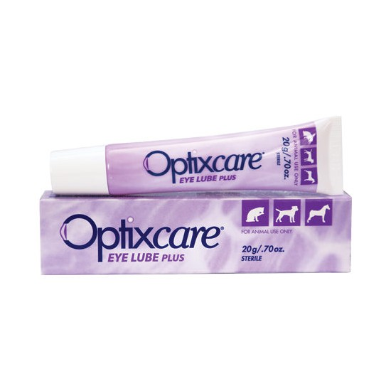 Optixcare Eye Lube Plus 20 gram