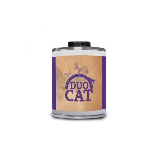 Duo Cat 100% gesmolten...