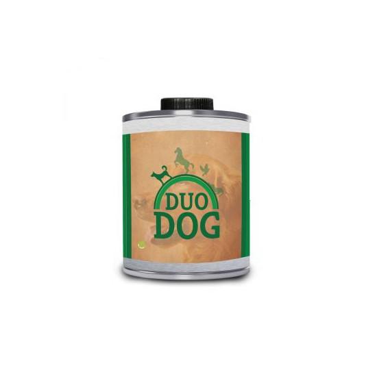 Duo Dog 100% gesmolten...