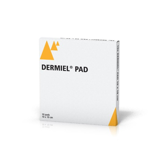 Dermiel Wondpads - 10 stuks...