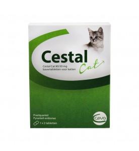 Cestal Cat - 2 tabletten